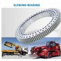 for volvo excavator swing bearing without gear slewing ring excavator swing bearing Manufactures