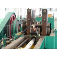 Industrial Steel Two Roll Mill Machine , 680mm Roll Dia Tube Making Machine Manufactures