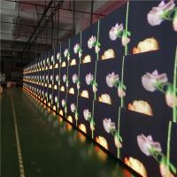 Waterproof Giant P10 Full Color Large Outdoor Led Display Screens6000 Nit Per Sqm Manufactures