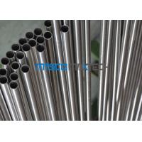 China ASTM A269 / A213 Stainless Steel Precision Seamless Pipe With Cold Rolled For Chemical on sale