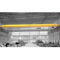 Electric 10 Ton LD Single Girder Overhead Bridge Crane Fast Installed Wireless Remote Control Manufactures
