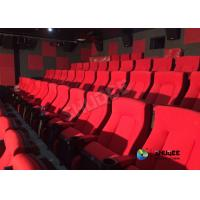 Shock Movie Theater Seats SV CINEMA With 4DM-TMS Central Level Control System Manufactures