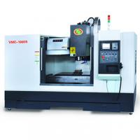 Buy cheap Vmc 850 Vertical Machining Center 3400*3000*3000 6500kg Weight Heavy Duty from wholesalers