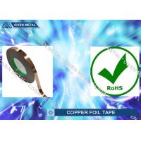 China C11000 copper tape conductive for single Electric shielding on sale