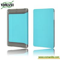 PU Leathe case for ipad mini3. skin cover for tablet PC Manufactures