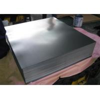 T4 5 . 6 / 2.8 Tin Coated Steel Sheet / Electrolytic Tinplate T1-T5 Food Grade Manufactures