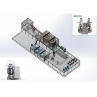 China Full Automatic Toast Bread Production Line / Dough Divider And Rounder Machine on sale