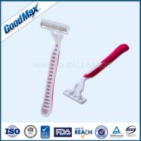 Goodmax Triple Blade Razor For Personal Skincare And Shaving With Fad Certificate Manufactures