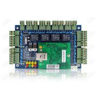 Access Control Board TCP/IP Network Software Controller for 4 doors Manufactures
