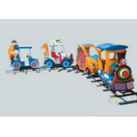 China Compact Ride On Garden Train Sets , Kids Rideable Train  For Toddlers KP-H007 on sale
