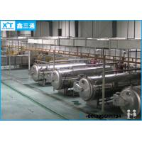 Automatic Steam Heating Autoclave for Neutral Milk Drinks Manufactures