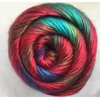 Fancy Yarn, Handknitting Yarn, Rainbow Color Yarn, Acrylic Yarn Manufactures