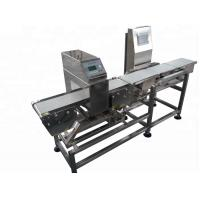 304 Stainless Steel Combined Conveyor Weight Check & Metal Detector Food Industry Manufactures