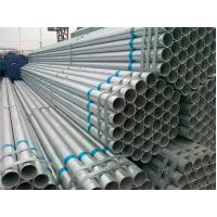 Schedule 80 Structural Welded Steel Pipe A53 API 5L GR.B DIN2440 Manufactures
