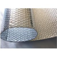 Reflective Aluminum Foil Heat Insulation Sheets , Thermal Insulation Foil Roll Manufactures