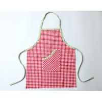 Sleeveless  Personalized Cooking Apron , Girls Cooking Apron Custom Sizes Manufactures