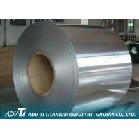 Cold Rolled Titanium Strip Coil , GR1 GR2 GR5 for minerals & metallurgy Manufactures