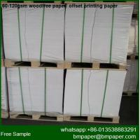China Roll A4 White Paper on sale