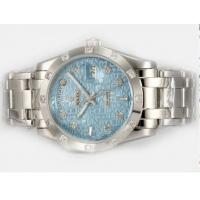 Buy Rolex Masterpiece Automatic Diamond high quality watch Marking With Blue Computer Dial Manufactures