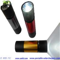 China Portable Mini USB Charger With Flashlight  Speaker And High Capacity Rechargeable Battery on sale