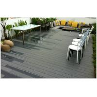 Durable Engineered grey composite decking For storage container Manufactures
