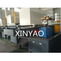 Single Shaft Shredder Machine for Plastic lumps / pallets / trays boxes Manufactures