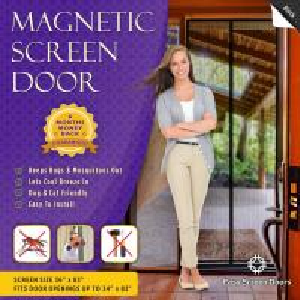 China screen door ,mesh curtain 100x220cm,mosquito net on sale