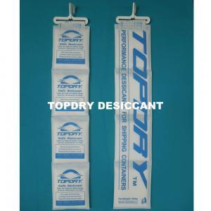 China Cobalt Chloride Free 250g Desiccant Moisture Absorbent For Garments on sale
