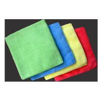 China microfiber towel for car cleaning on sale