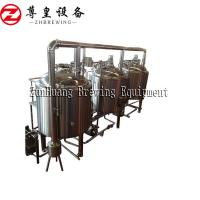 200L, 300L, 500L Copper&Stainless teel Beer Brewing Equipment Home Brewing Equipment Beer Machine Manufactures