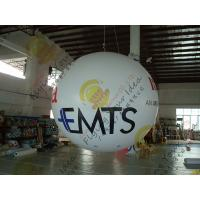 Quality Bespoke Helium Inflatable Advertising Balloon , 0.18mm PVC Sealed Inflatable for sale