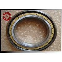 C4 Clearance Single Row Cylindrical Roller Bearings Copper Cage N1016ECM Manufactures