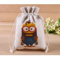 organic Zero Waste Eco-Friendly Natural & Healthy Organic Cotton Drawstring Net Bag for Grocery Shopping Storage Set Manufactures