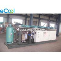 Bizter Screw parallel Compressor Unit with PLC Controller for Fruit Processing Cold Storage Refrigeration System Manufactures
