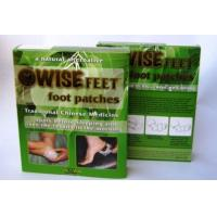 WISE FEET detox foot patches Manufactures