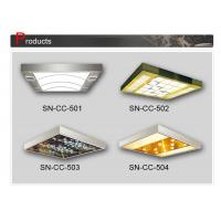 Stainless Steel Frame Car Ceiling Acrylic Top Panel For Cabin Decoration , SN - CC - 501 Manufactures