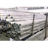 Polished Finish Stainless Steel Welded Tube TP316L For Building Materiel Manufactures