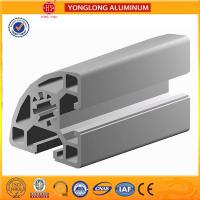 6063 6063A 6060 6061 Aluminum Industrial Profile Natural Oxidation Manufactures