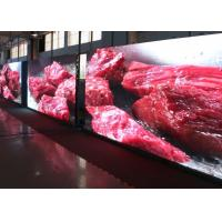 Permanent Outdoor Fixed Led Display Panel Ultra Bright Tube Chip Color For Advertising Manufactures