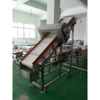 Auto Conveyor Metal Detector 4015 for foods inspection  (inclined model with special belt) Manufactures
