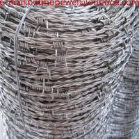 barbed wire with low price/electro barbed wire/High Quality Galvanized Concertina Barbed Wire Price Per Roll Manufactures