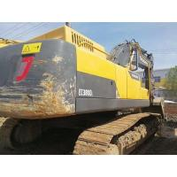 2016 Year Used Volvo EC380DL Excavator With Low Working Hour 620L Fuel Tank Manufactures