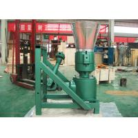 PTO Wood Pellet Making Machine Flat Die Type With PTO Shaft High Performance Manufactures