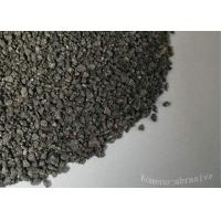 China Brown Corundum / brown aluminium oxide For Refractory , alox aluminum oxide on sale