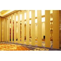 Commercial Home Furniture Soundproof Partitions / Sound Proof Wall Dividers Manufactures