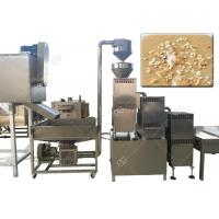 Industrial Sesame Grinder Machines Mixing Tahini Production Line CE Certification Manufactures