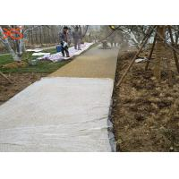 Rain - Storm Management No Fines Concrete Anti Friction For Increasing Compression Strength Manufactures