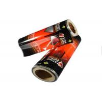 Flexible Packaging Film Roll PET/BOPP/PE Laminated Custom Printed For Coffee / Tea Manufactures