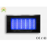 Customized White, Blue 120W LED Fish Tank Night Light Panels , 50 / 60 Hz Manufactures