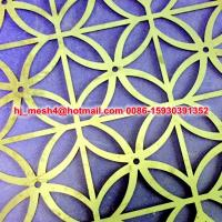 aluminum decorative laser cutting sheet metal Manufactures